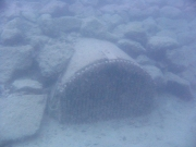 2004-Kuhsee Abflussrohr Unterwasser